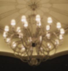 custom-made chandelier