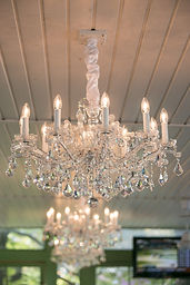 rent a crystal chandelier