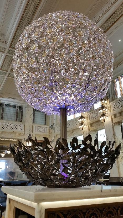 crystal tree Park Hyatt