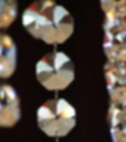 sparkling octagon chains