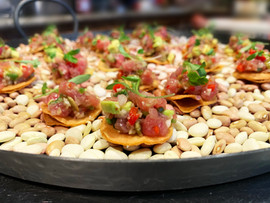 Mini Ahi Tostadita Tray