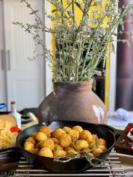 Buffet - Egg Croquettes