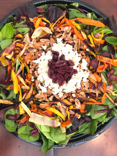 Roasted Vegetable Salad Dropoff