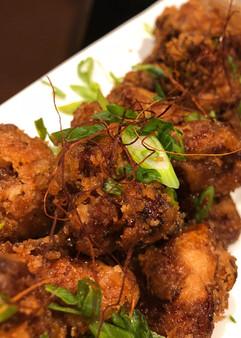 Asian Fried Chicken Bites