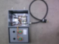 ADM Bean Galesburg Motor contactor box (