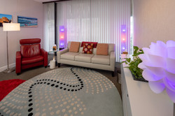 Comfortable Therapy Couch