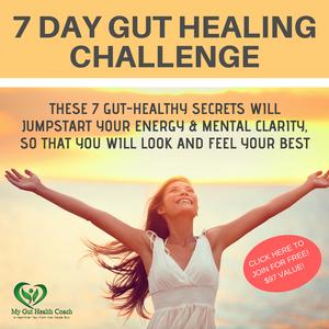 Gut healing challenge