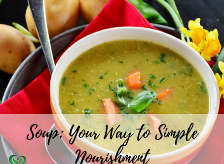 Soup: Your way to simple Nourishment