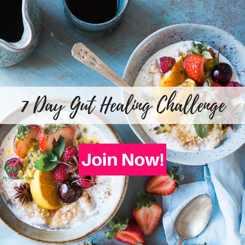 7 Day Gut Healing Challenge