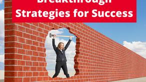 Breakthrough Strategies for Success