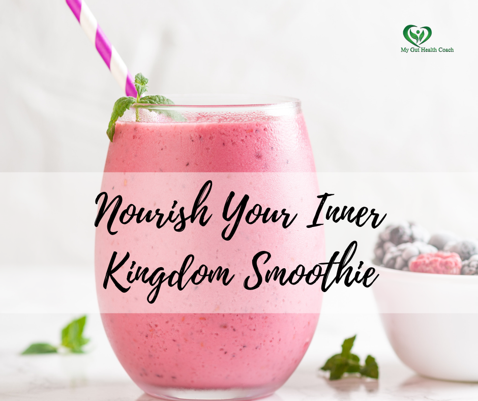 Nourish your inner kingdom smoothie