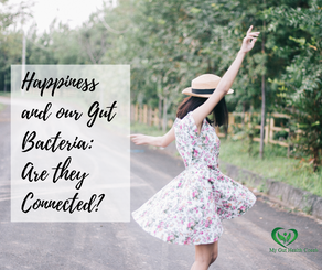 Happiness and our Gut Bacteria: Are they connected?