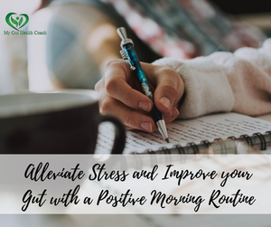 Alleviate stress and improve your health with a positive start to your day