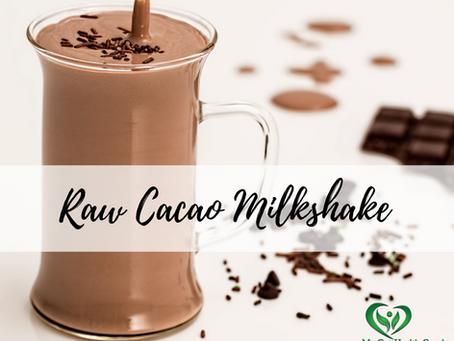 Raw Cacao Milkshake