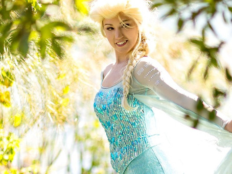 Make like Elsa and Let It Go!