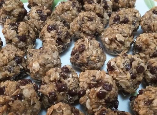 Nutrient Rich Snack Balls