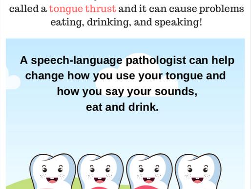 Orofacial Myofunctional Disorder: Tongue Thrust