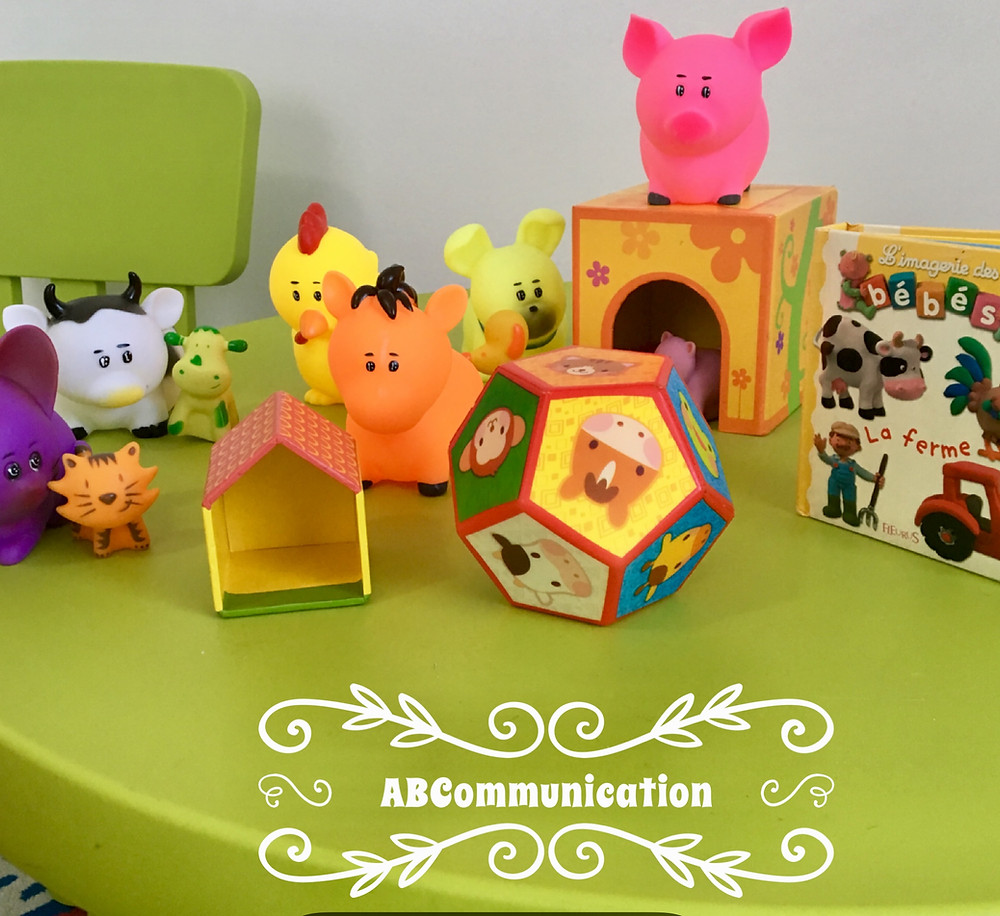 Toys in speech therapy autism orleans ontario