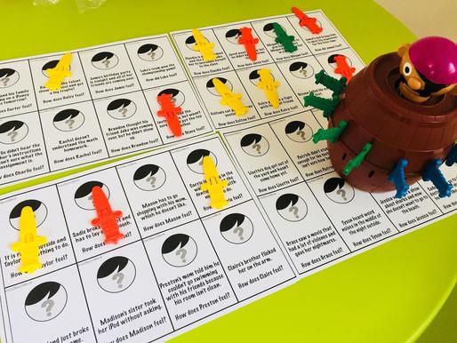 Making Speech Therapy Fun!