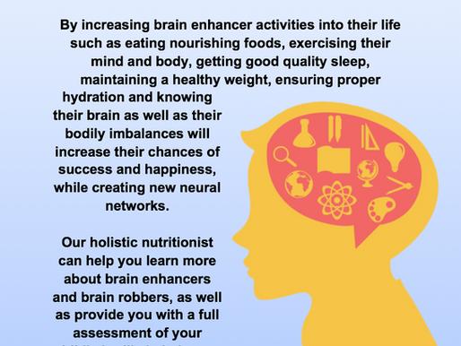 Brain Enhancer Activities