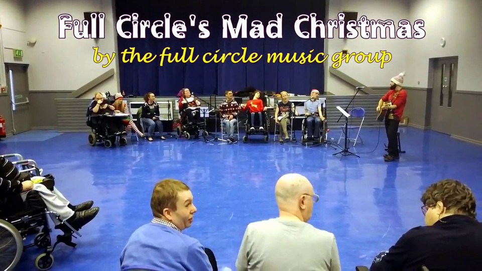 Full Circle's Mad Christmas