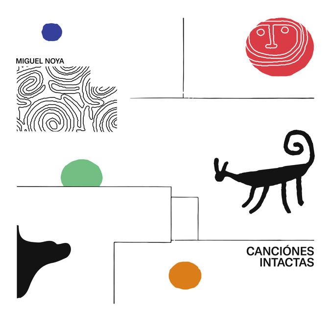 SUNLANG001 - Miguel Noya - Canciónes Intactas