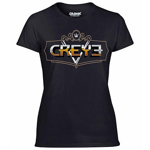 T-Shirt Creye Logo (Female)