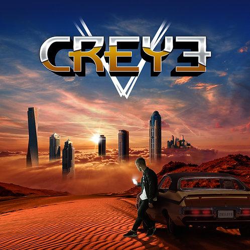 Debut album: Creye - Creye 2018