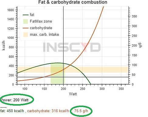 DETERMINE YOUR CARBOHYDRATE COMBUSTION RATE AND FUEL YOUR PERFORMANCE