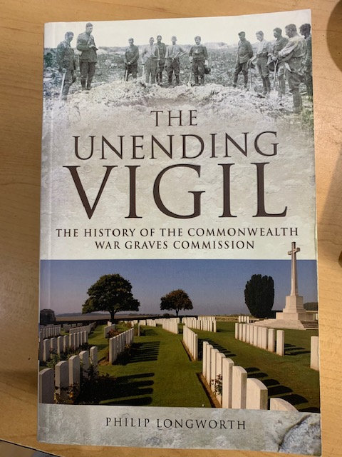 The Unending Vigil; The History of the Commonwealth War Graves Commission.