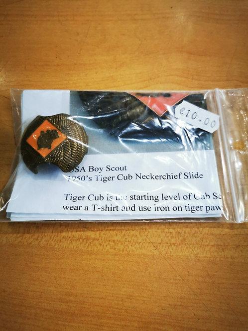 1950's Boy Scout Neckerchief Slide