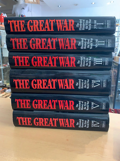 Massive Book Series 'The Great War'