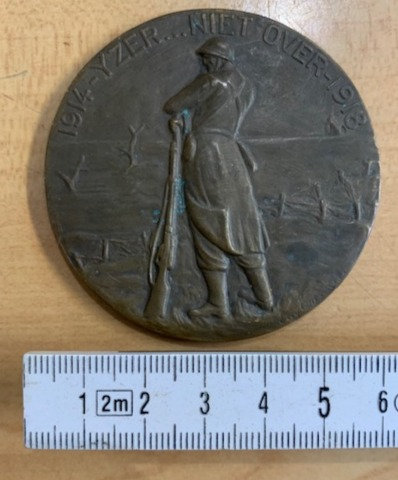 The Yser (Yzer) Medallion