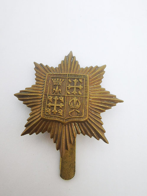 The 13th County of London Battalion (Kensington) Cap badge