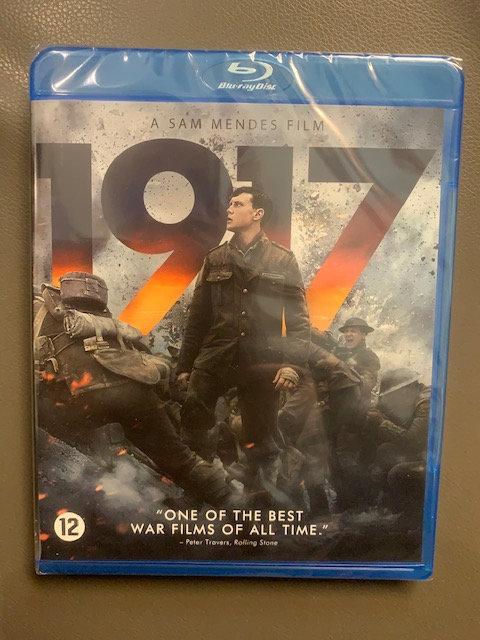 DVD 1917 Blue Ray
