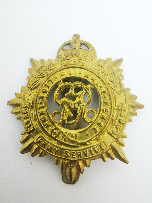 WW2 Royal Army Service Corps (George VI)