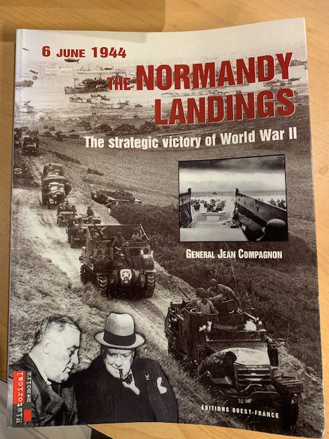 The Normandy Landings - The Strategic Victory of WW2