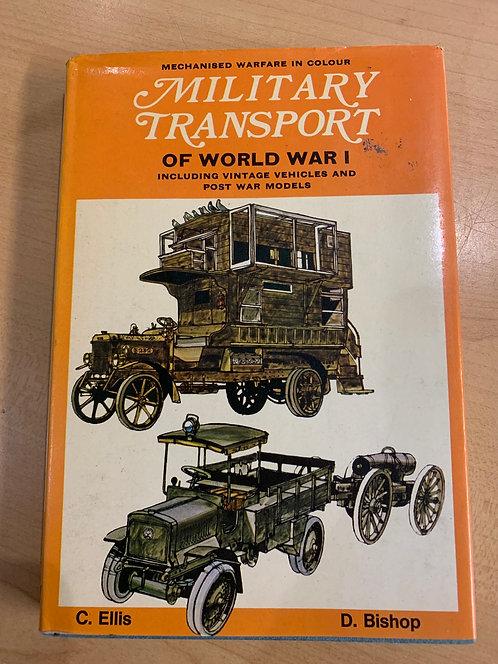 Military Transport of WW1