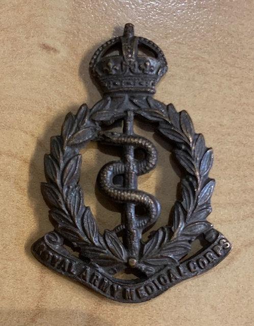 WW1 RAMC Royal Army Medical Corp Cap Badge