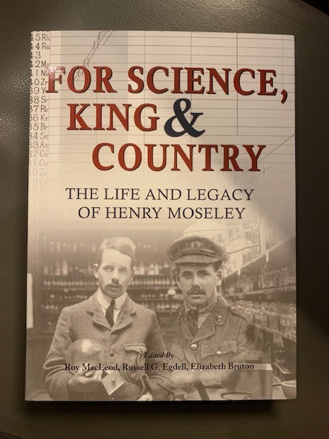 For Science, King and Country
