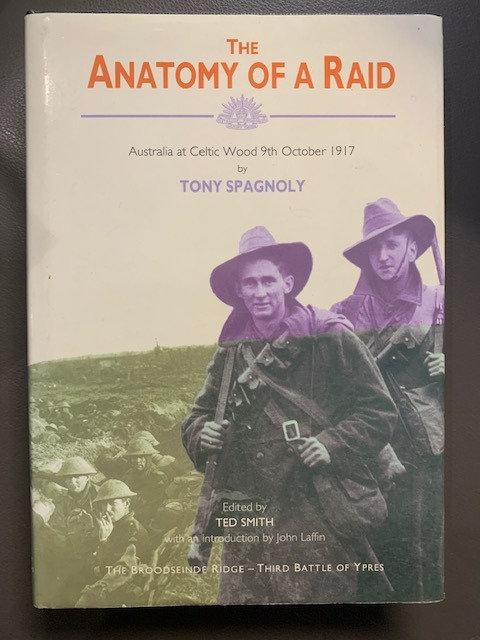 Anatomy of a Raid by Tony Spagnoli