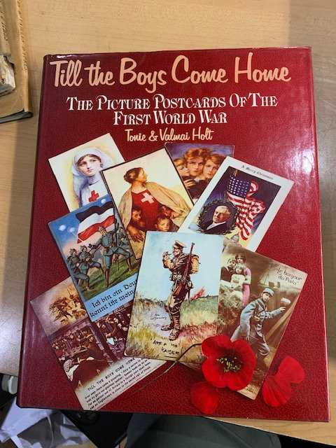 Till the Boys Come Home; The Picture Postcards of the First World War