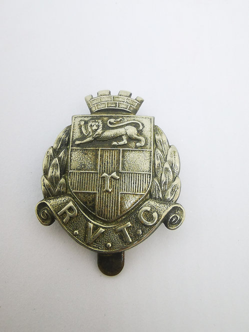 Rochester Volunteer Training Corps cap badge