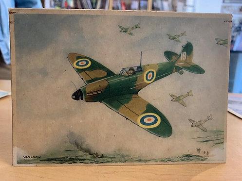 Supermarine Spitfire MkIII Postcard