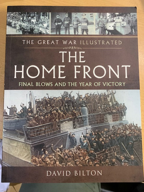 The Home Front (The Great War Illustrated), Final Blows and the Year of Victory