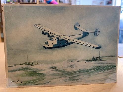 Consolidated Coronado Postcard