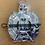 Thumbnail: QE2 King's Own Scottish Borderers cap badge