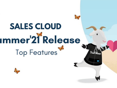 Sales Cloud Summer'21 Top Features