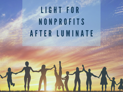 Light For Nonprofits After Luminate