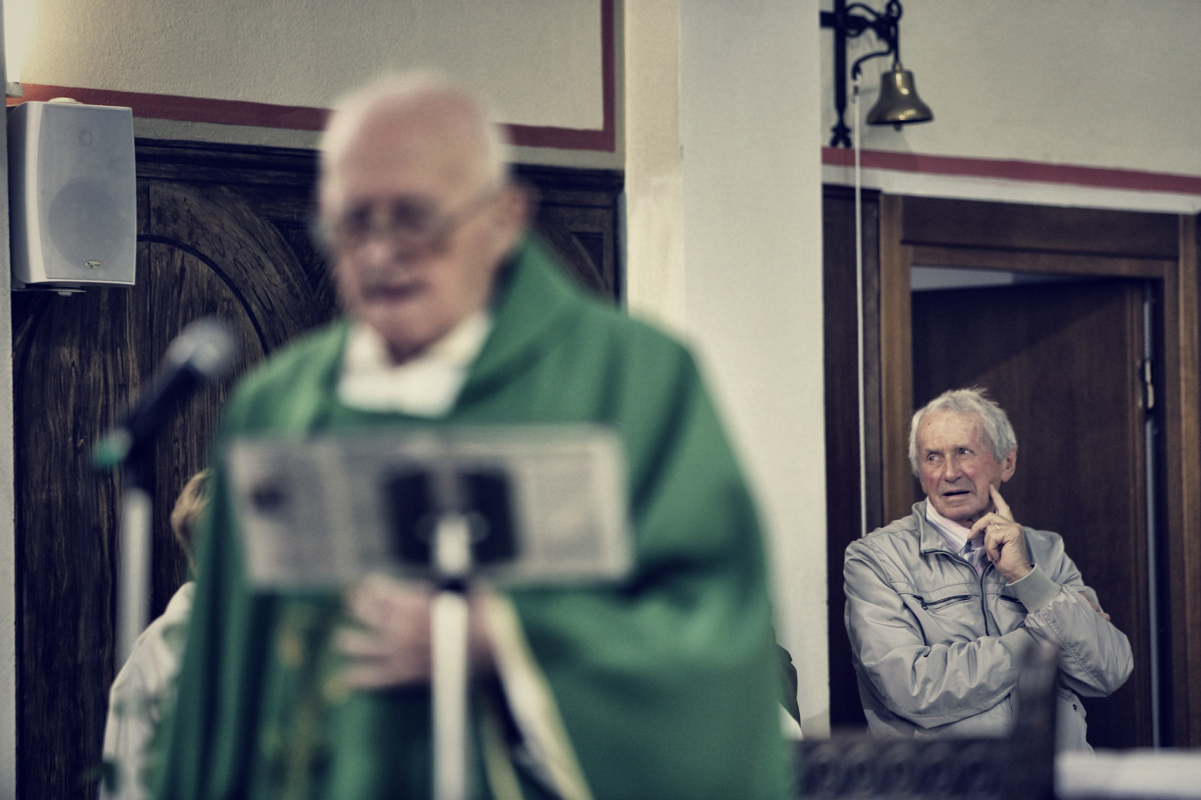 #Don Pietro, Parroco di Vetrego